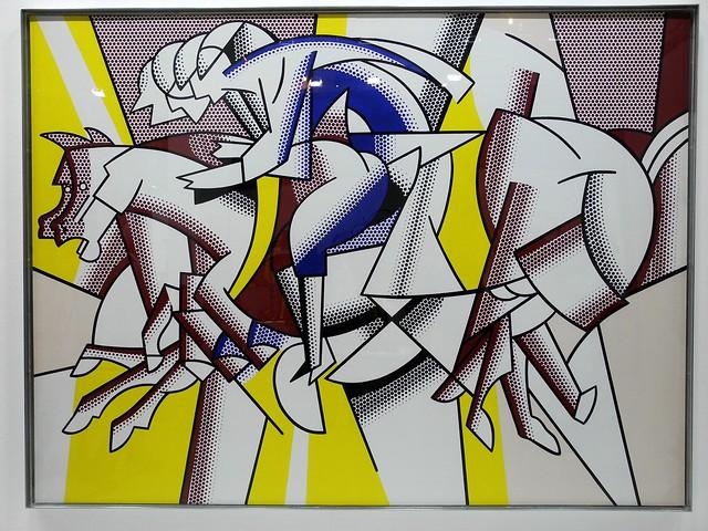 Roy lichtenstein flickr photo sharing - Roy lichtenstein cuadros ...