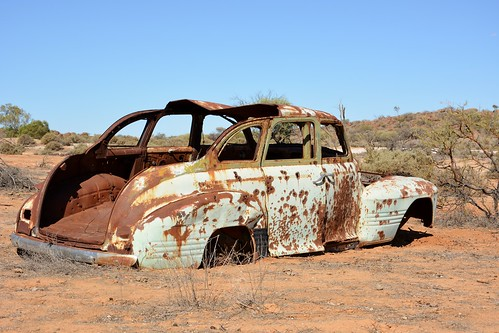 Rusted | by quarterdeck888