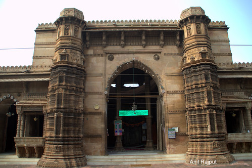 Rani Rupmati's Mosque , Ahemdabad