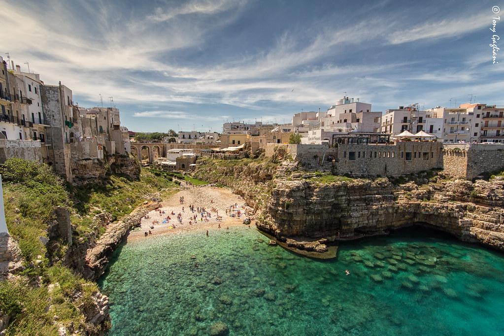 Polignano a mare (BA) - Apulia Italy