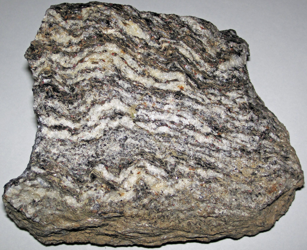 How Can Metamorphic Rock Be Naturally Destroyed