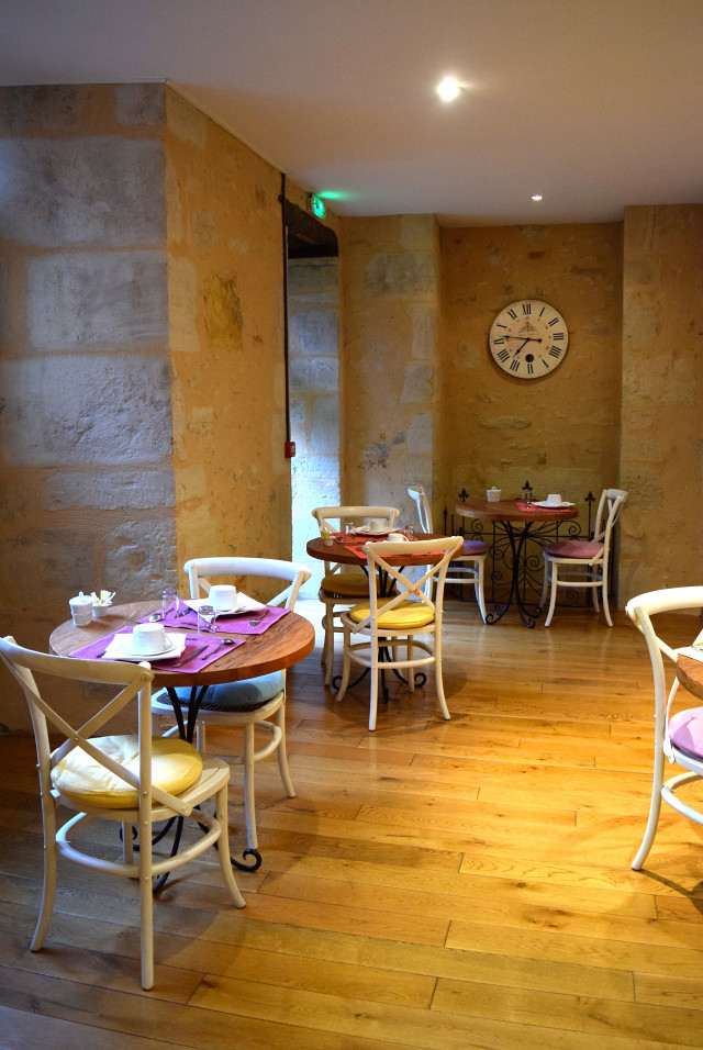 Breakfast Room at Hostellerie de L'Imaginaire   www.rachelphipps.com @rachelphipps