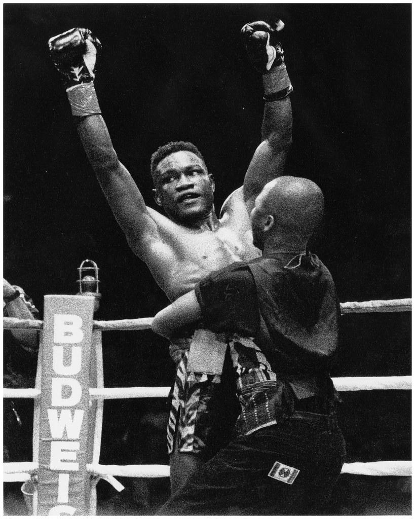 Young Dick Tiger | Boxing No. 14 ©Charles Nwokolo (aka