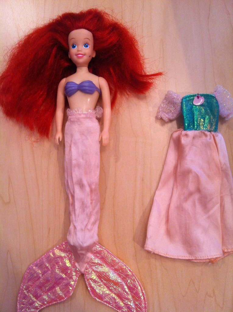 Ariel the mermaid from bulgaria tinycamorg - 5 5