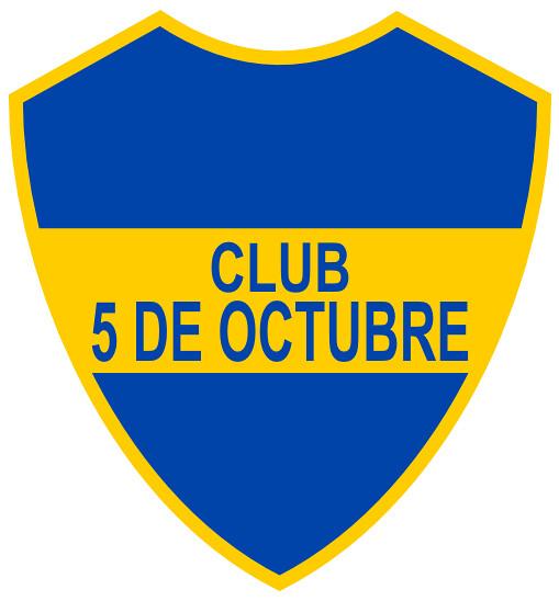 Escudo Club 5 de Octubre