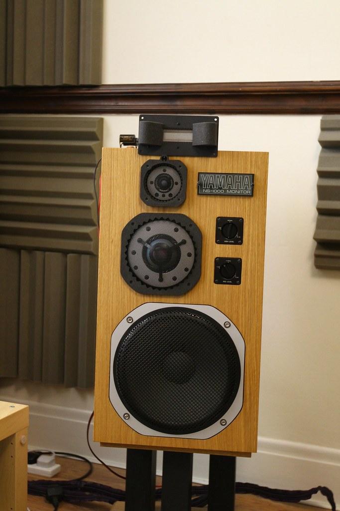 Yamaha NS1000M - Tweaks [Archive] - The Art of Sound Forum