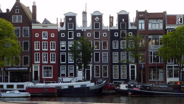 maison sur les canaux