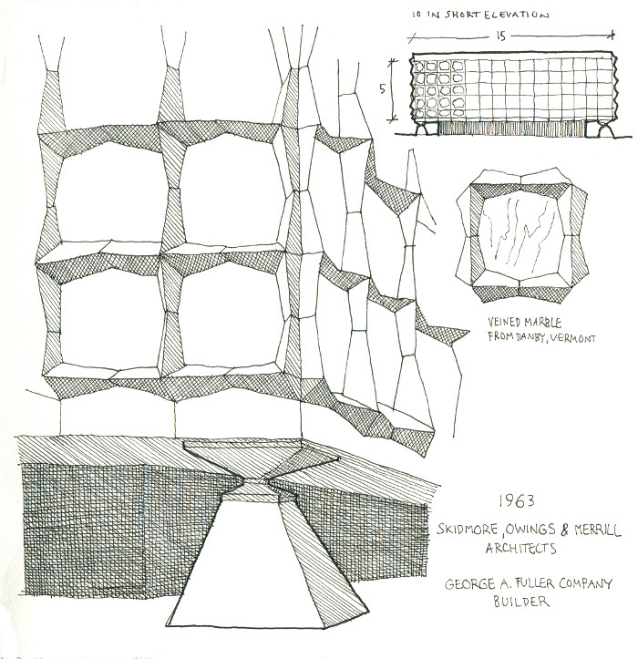 Beinecke Library Details Of The Beinecke Rare Book And