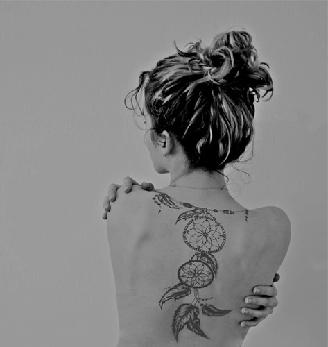 tatouage attrape reves dreamcatcher tattoo 12 flickr photo sharing. Black Bedroom Furniture Sets. Home Design Ideas