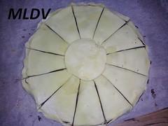 séparation tarte