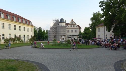 Open Air bei den Kavalierhäusern
