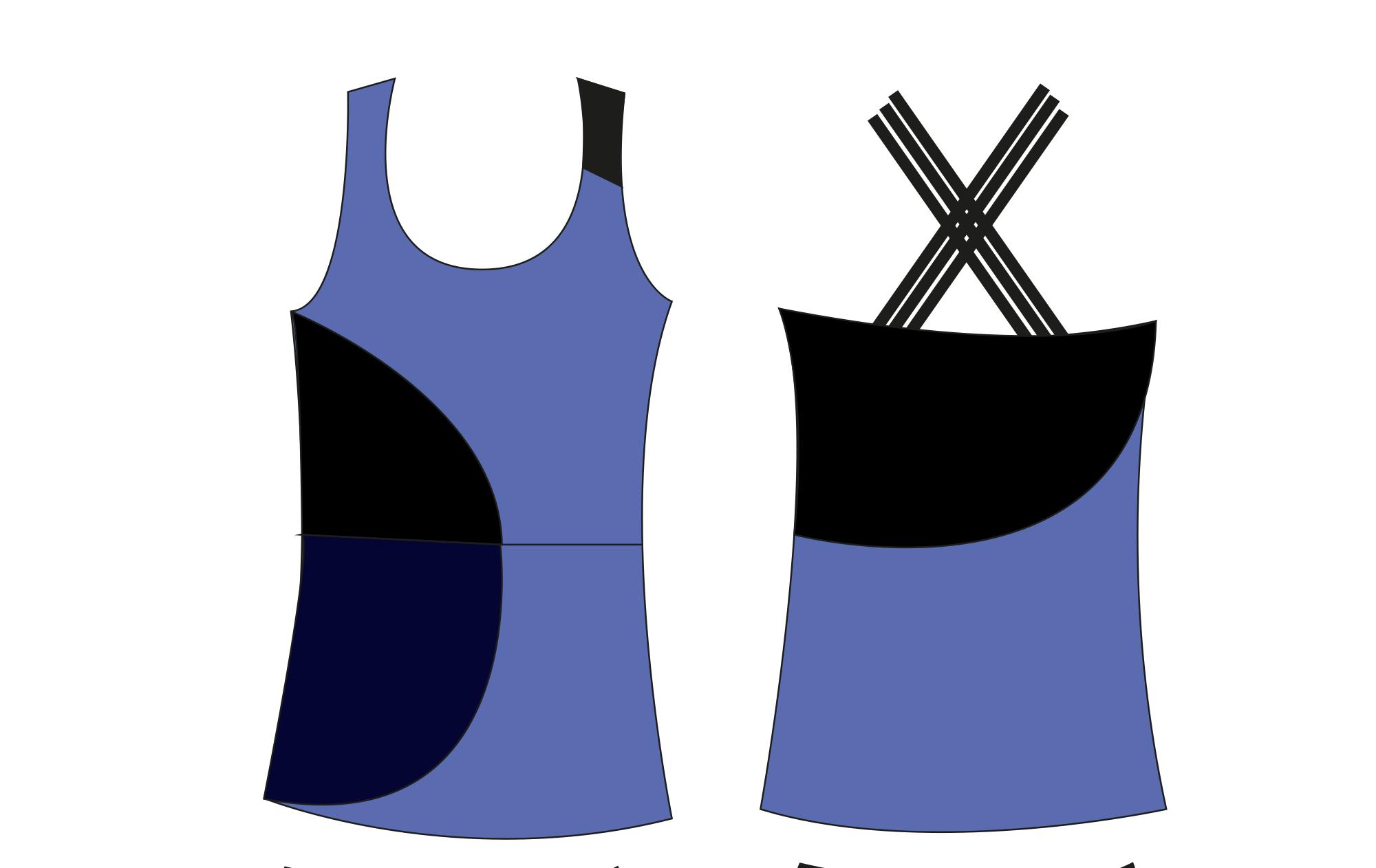 Workout set: Color block