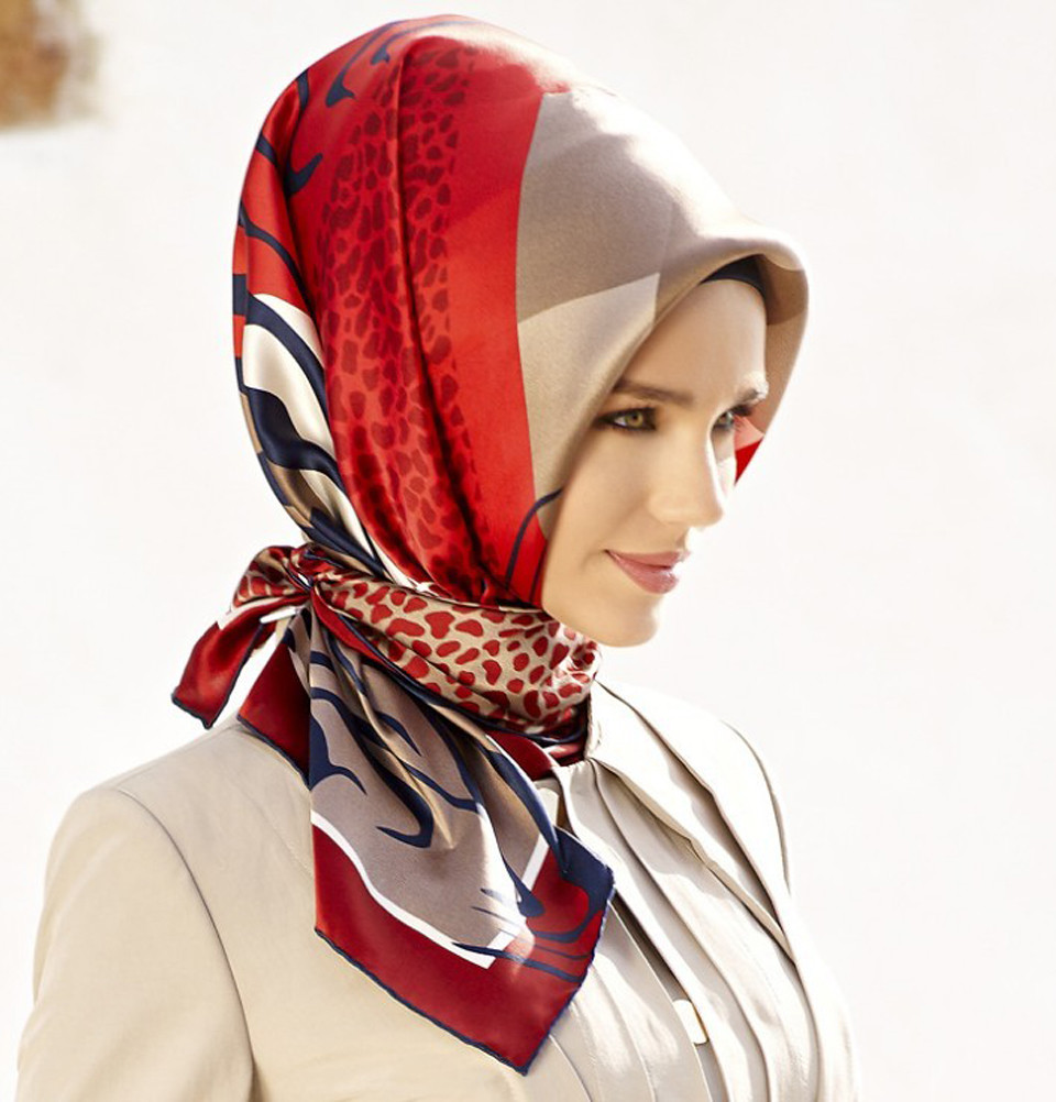 Indonesian Cute Hijab Girl Pictures September 2013  Foto Cantik-4718