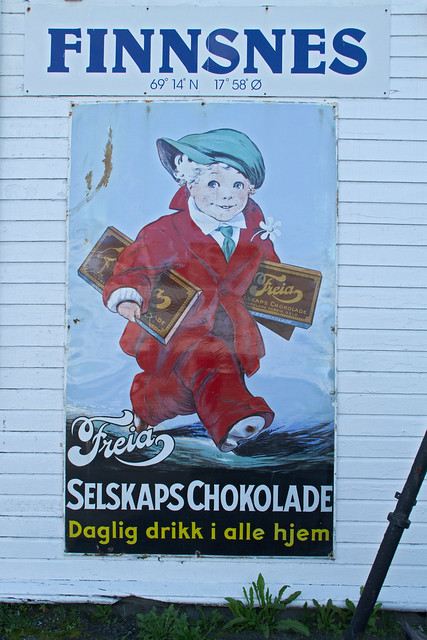 bergen turist Finnsnes