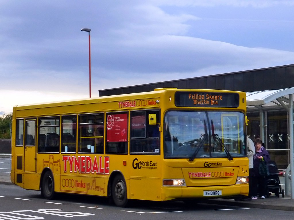 Go North East 0513 X513wrg Go North East S 513 X513