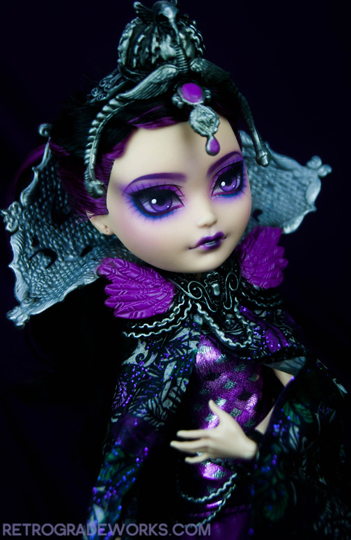 Ever After High Legacy Day Raven Queen for Nolyn | I ...