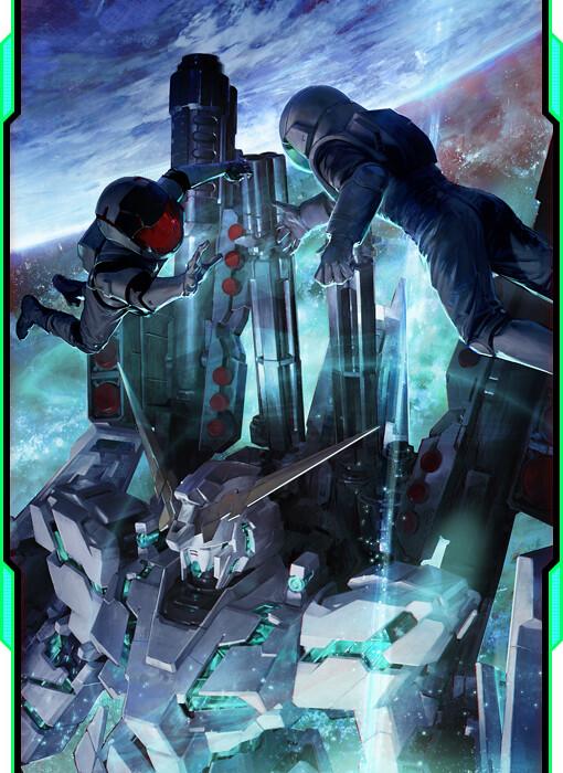 131121(2) -《機動戰士鋼彈UC》第7話完結篇<彩虹的彼端>確定2014/5/17上映、預告片&海報大公開!