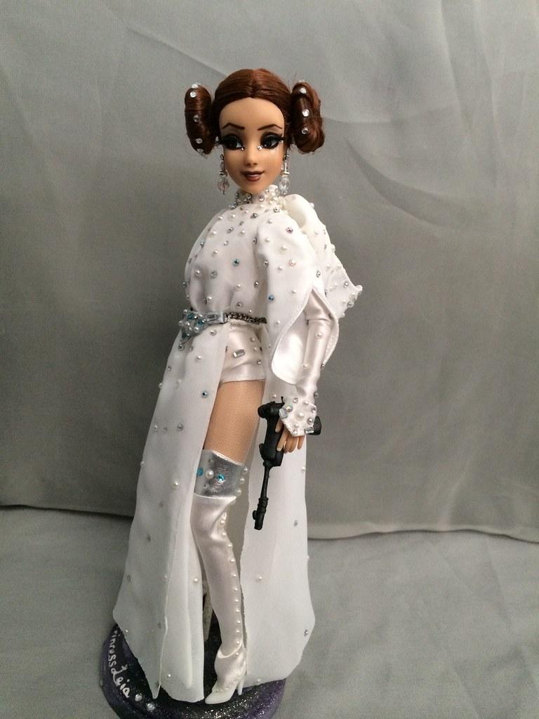 Princess Leia Doll | by