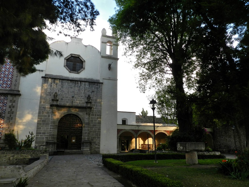 Ex Convento De San Juan Bautista Hoy Catedral Del Divino