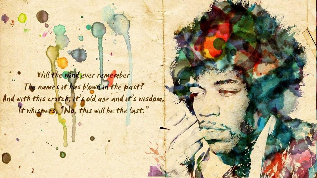 Jimi Hendrix Wallpaper hd Jimi Hendrix Music Quotes hd
