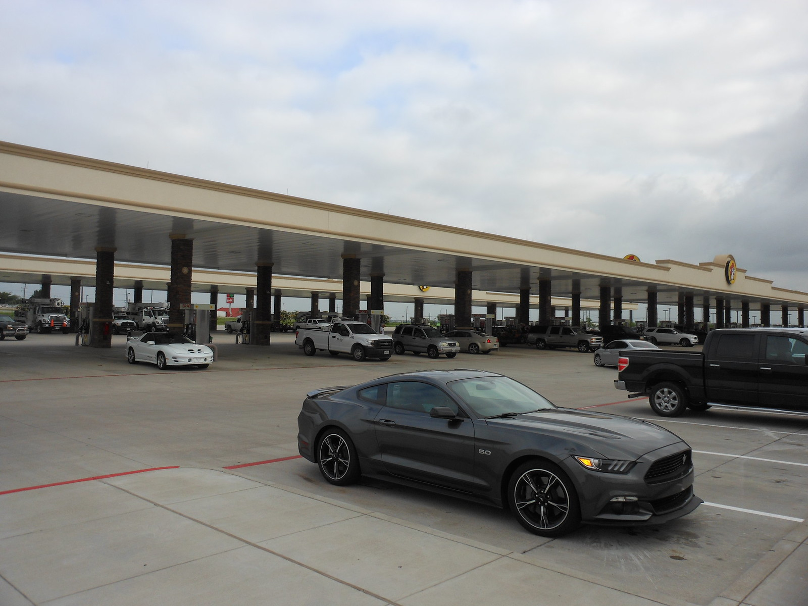 2015 Mustamg GT Rough Idle and Egine Vibration - Mustang