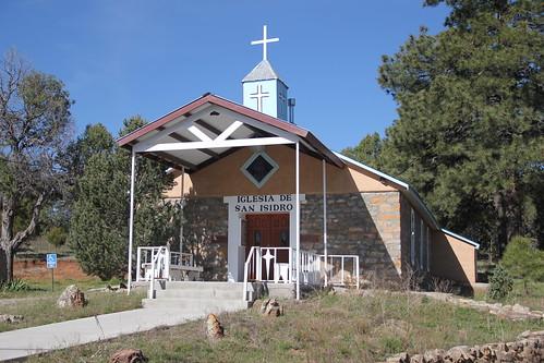 Iglesia de San Isidro, Escabosa, NM
