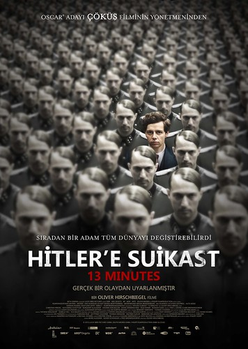 Hitler'e Suikast - Elser – 13 Minutes (2016)