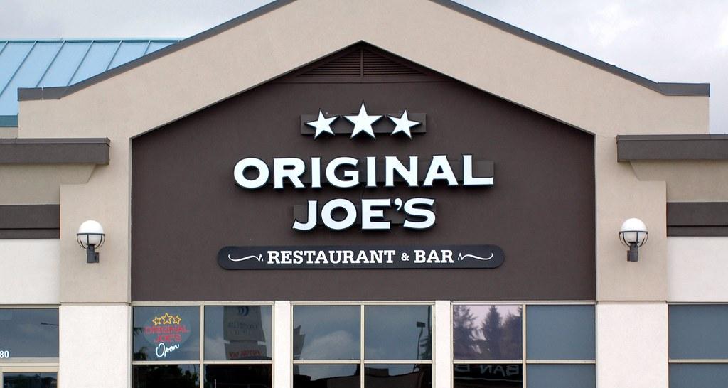 Original Joe S Restaurant Bar Edson Ab