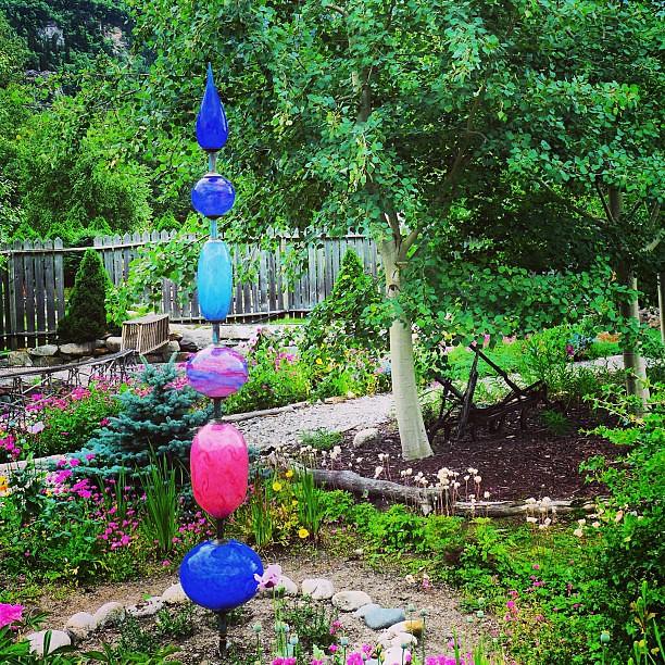 Jewell Gardens Glass Totem Skagway Alaska Chotda Flickr