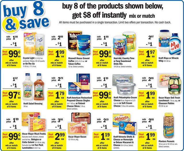 Hot Deals At Meijer With New Kraft Printables And The