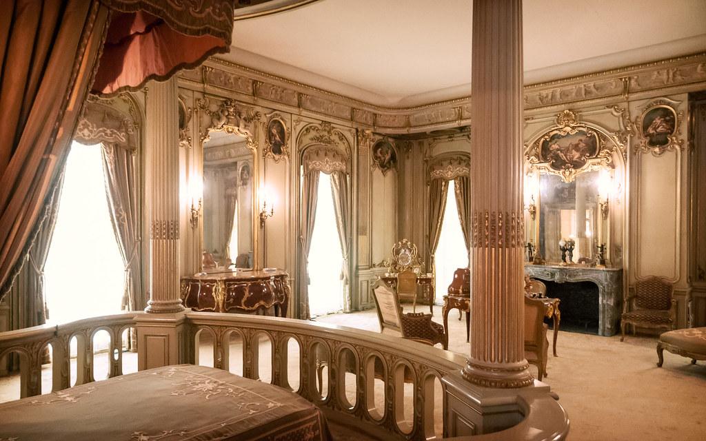 Vanderbilt mansion national historic site 1898 interior for The interior ny