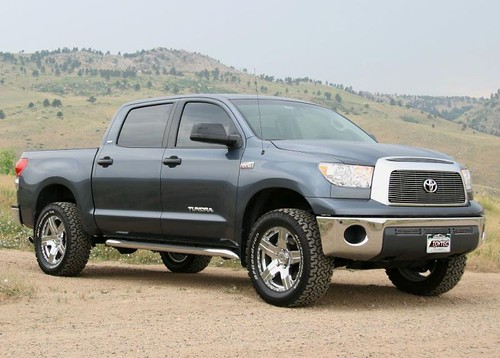 Toytec BOSS Toyota Tundra Lift Kit