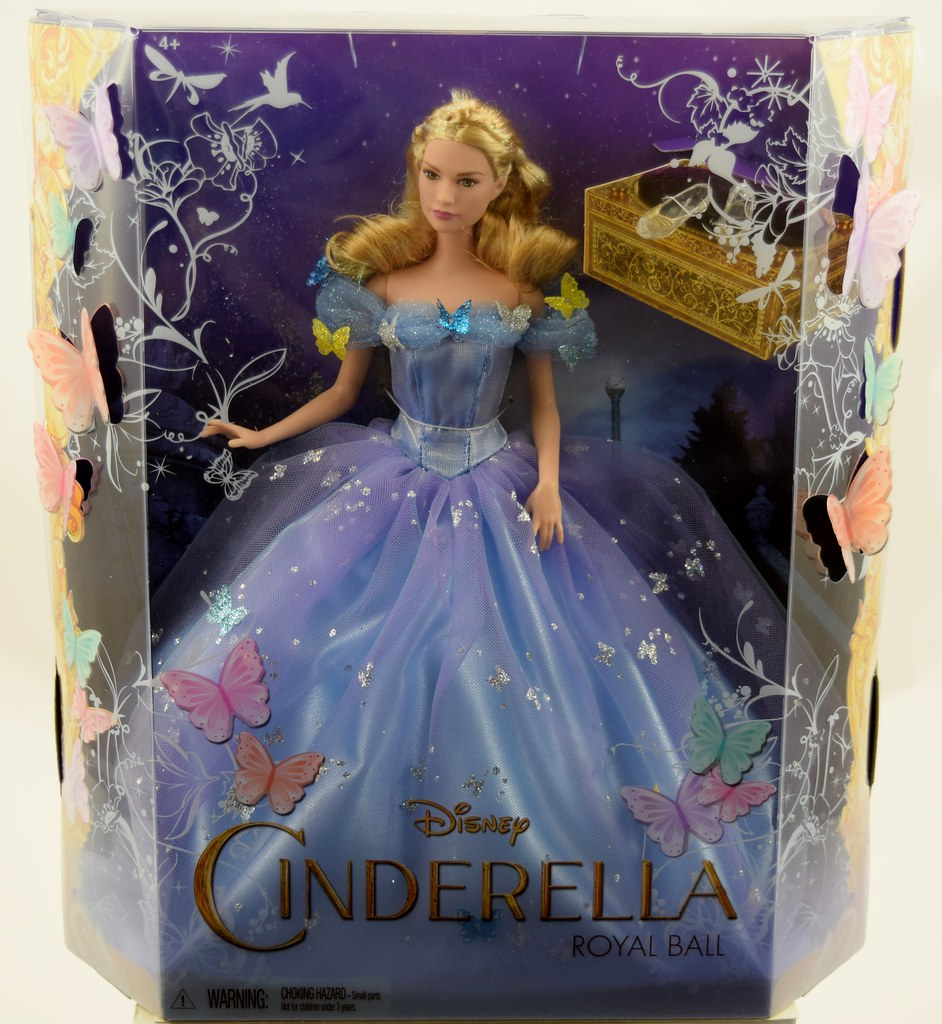 Disney Cinderella Royal Ball Doll By Mattel Target Purch