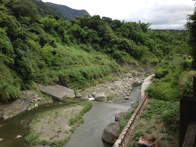 溪流河川與海是互相連結的,溪不好,也會影響海洋生產力。攝影:廖靜蕙
