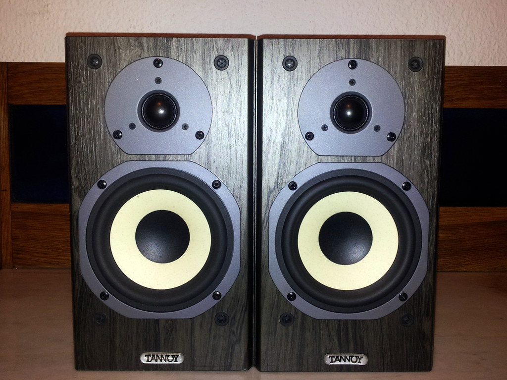 tannoy mercury mx1 front jacques flickr. Black Bedroom Furniture Sets. Home Design Ideas