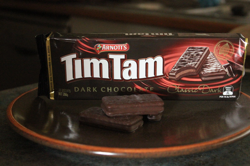 Rich Dark Chocolate An Australian Icon Tim Tam Is A