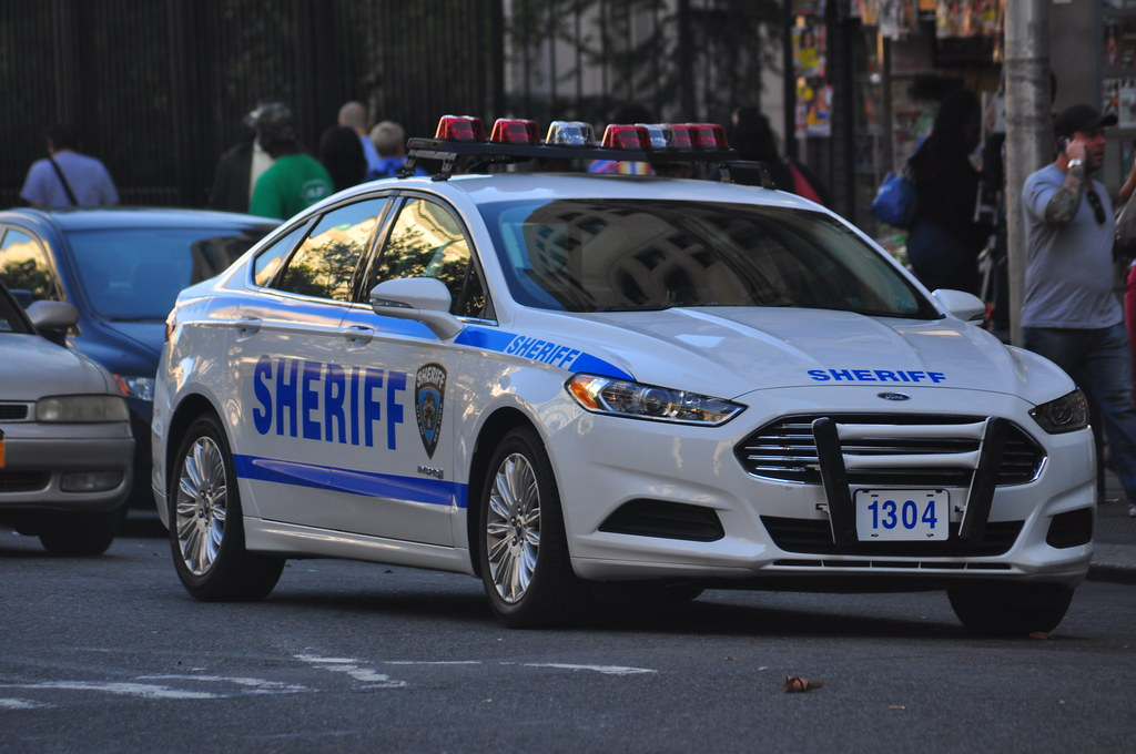 NYC Sheriff Ford Fusion RMP Triborough Flickr