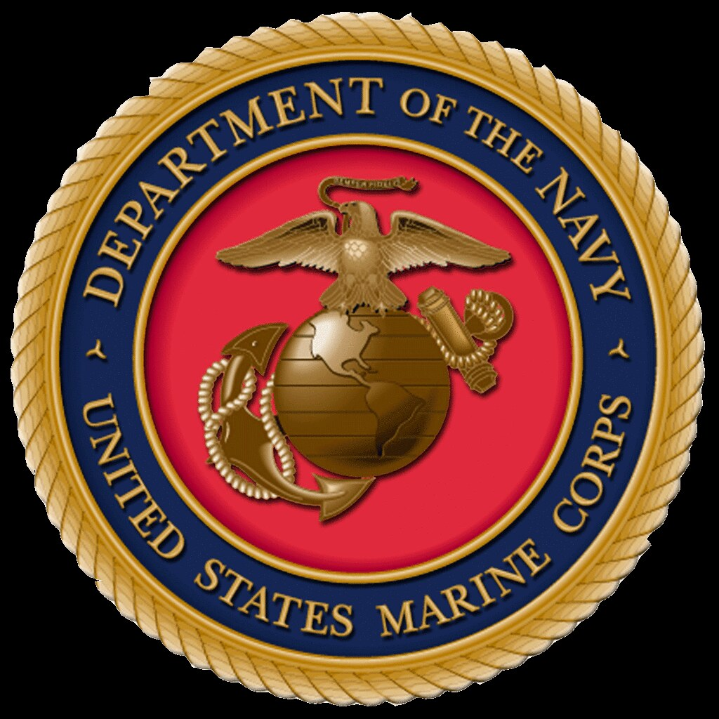 united states marine corps official seal navfac flickr. Black Bedroom Furniture Sets. Home Design Ideas