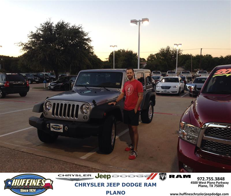 Plano Dodge: Happy Birthday To Benjamin Walters From Robert Cotton And