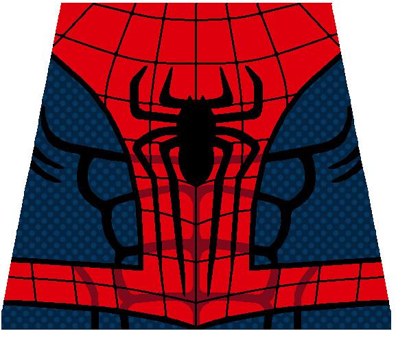 lego spiderman torso decal | tasm 2 version | pivote342 ...