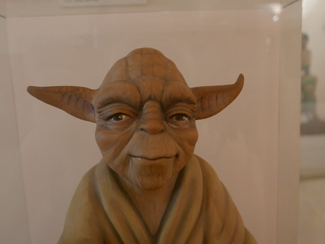 Yoda dated back to the early 80s.
