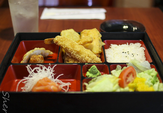 Shrimp Tempura Bento Box | Flickr - Photo Sharing!