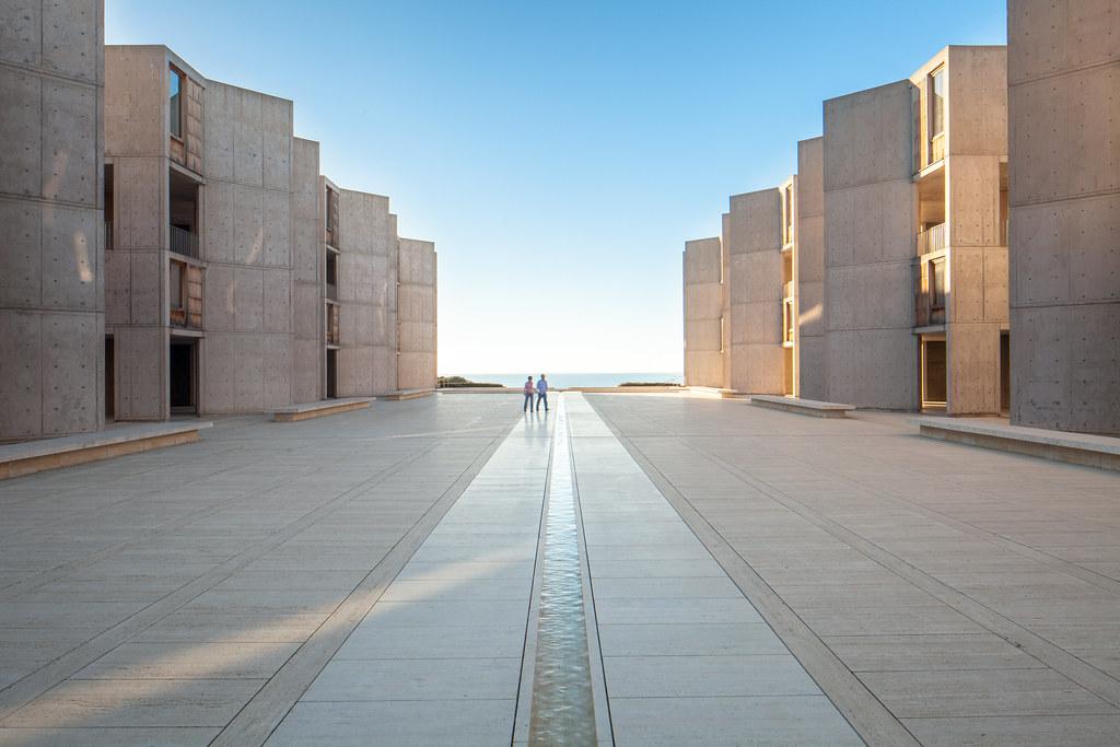 "a review of louis i kahns unique design the salk institute Louis kahn's salk institute and the new institute, a design museum in the netherlands — features christopher hawthorne's review of ""louis kahn."