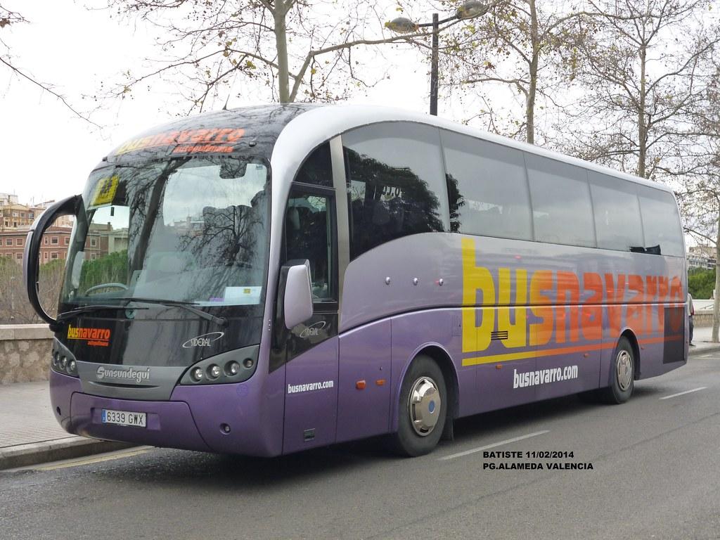 Bus Navarro