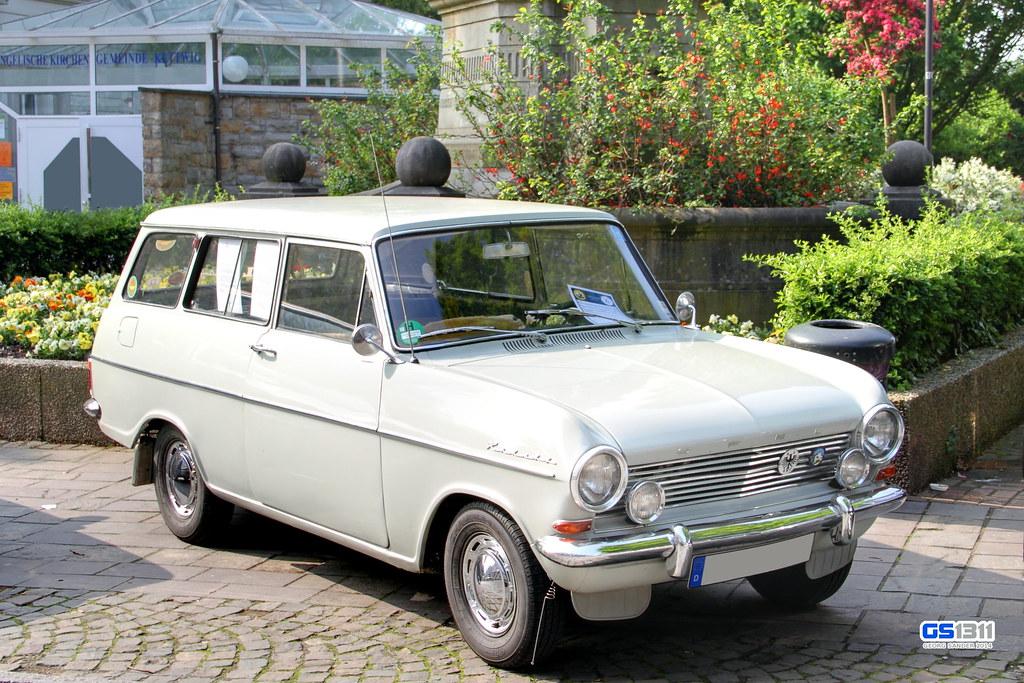 1963 1965 Opel Kadett A Caravan See More Car Pics On