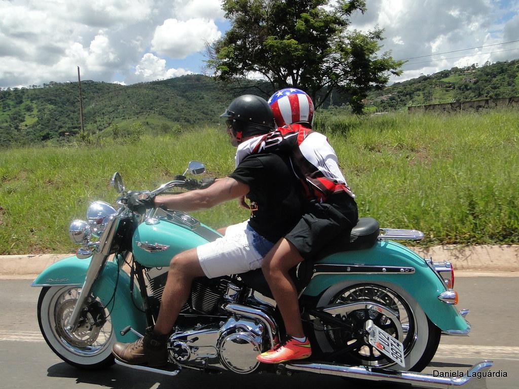 Custom Harley Davidson >> Harley Davidson Softail Deluxe 1600 - custom | Daniela Laguardia | Flickr
