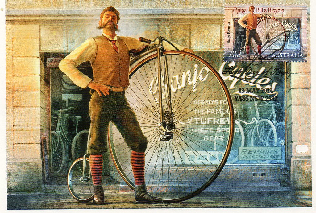 Mulga bills bicycle techniques