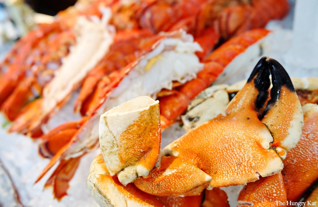 Sage Sunday Grill Buffet 16 Crab Claw and Boston Lobster | Flickr