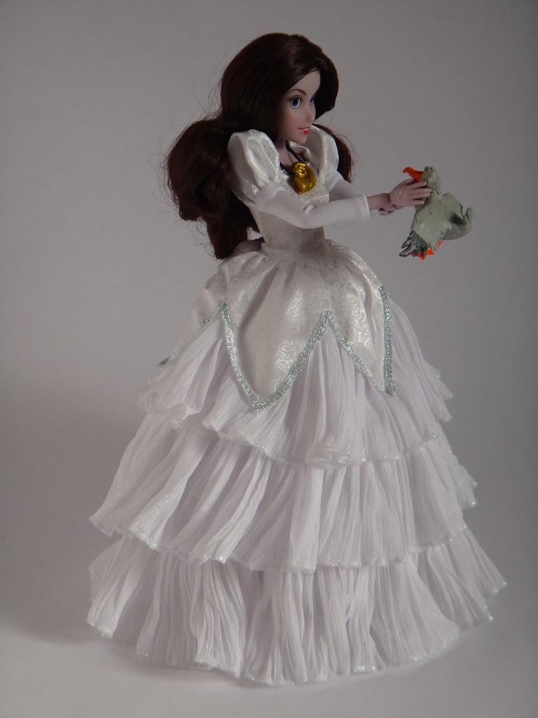 Wedding Bride Vanessa Strangles Scuttle The Little Merma