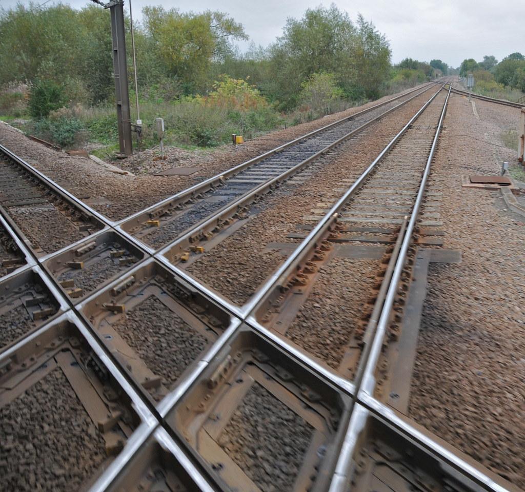 Cross the railroad tracks - 2 part 5